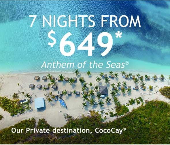 Our Private destination, CocoCay