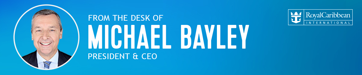 FROM THE DESK OF MICHAEL BAILEY - PRESIDENT AND CEO